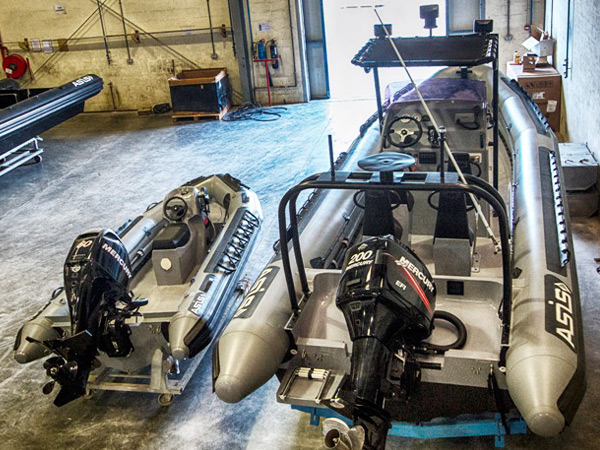 RHIB Design finalization and Approvals
